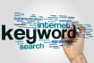 run in Depth keyword research
