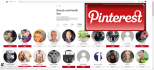 setup your PINTEREST page