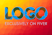 design 2 OUTSTANDING Logo with unlimited revisions