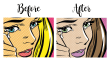 redraw in vector any sketch or image