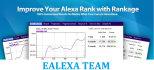make alexa daily rank in 30k to 50k