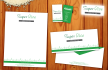design creative, single and double sided business card