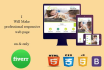 make any kinds of website