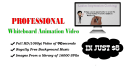 make whiteboard animation video for your business