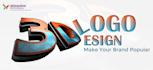 design PROFESSIONAL 3D logo for you