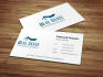 make your minimal logo and business card