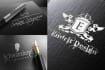 design professional luxury logo