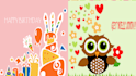 design a greeting card for you