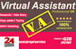 your virtual assistant for 24 Hours