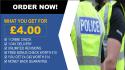 investigate Crime levels of any London uk Travel Destination