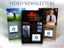 help you gain the competitive edge with video email and Video Newsletters