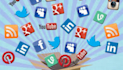 do social media campaign for your business or link