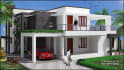 create Interior, Exterior and 3D Floor Plan from CAD sketch