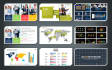 give 10 bundles of POWERPOINT presentation templates with 40000 slides