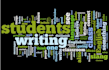 write your assignments and reports