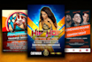 design an AWESOME flyer, business card, banner or cover