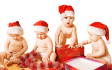 make your baby  Christmas day speacial look