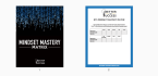 layout and design your workbook or ebook
