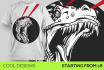 do Trendy Creative T shirt Design within 24hrs