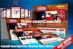 design AWESOME wordpress website or responsive website design
