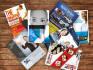 design a killer poster or double sided flyer leaflet and Brochure