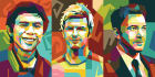 create your photo into WPAP style