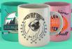 create high quality coffee mug, necklace design