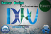 design Professional Facebook, Website Banners for you