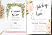 design Save the Date Card Just for YOU