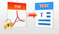 convert any type of file into text or in other formats