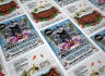 create Christmas Flyers and posters for your Event