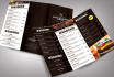do Flyer Menu, Events, Sport flyers and more