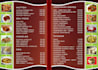 design quickly Menu or Flyer to your menu