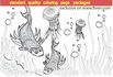 create any type professional coloring pages for you