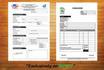 design PROFESSIONAL Receipt or Invoice