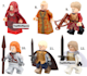 send you one Game of Thrones custom minifigure Lego compatible