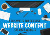 write SEO Website Content
