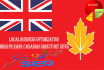 do high pr 100 canadian local business directories