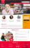 design website template in PSD