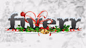 create special christmas video intro and logo