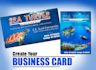 design Your prefect business Card