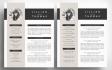 design an eye catching CV