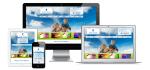 design a professional mailchimp template newsletter