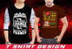 make eye catching tshirt design