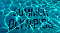 display your message under water, swimming pool