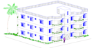 design your ARCHITECTURAL floor plan in autocad