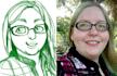 draw a cartoon portrait of you