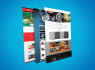 design a stunning and an amazing PSD web template
