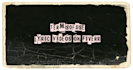make you an antique style lyric video