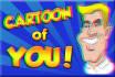 create a cartoon version of you